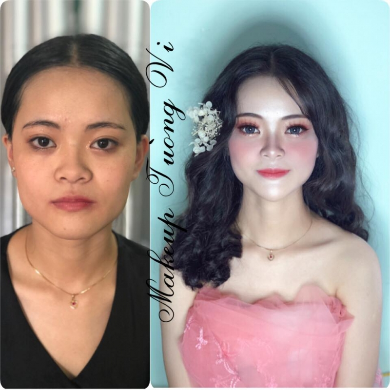 Make Up Tường Vi