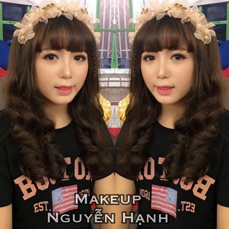 Makeup Artist Nguyễn Hạnh