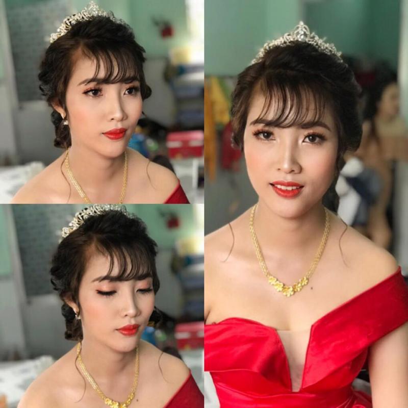 Makeup Han Vo (Studio Kỳ Phương)