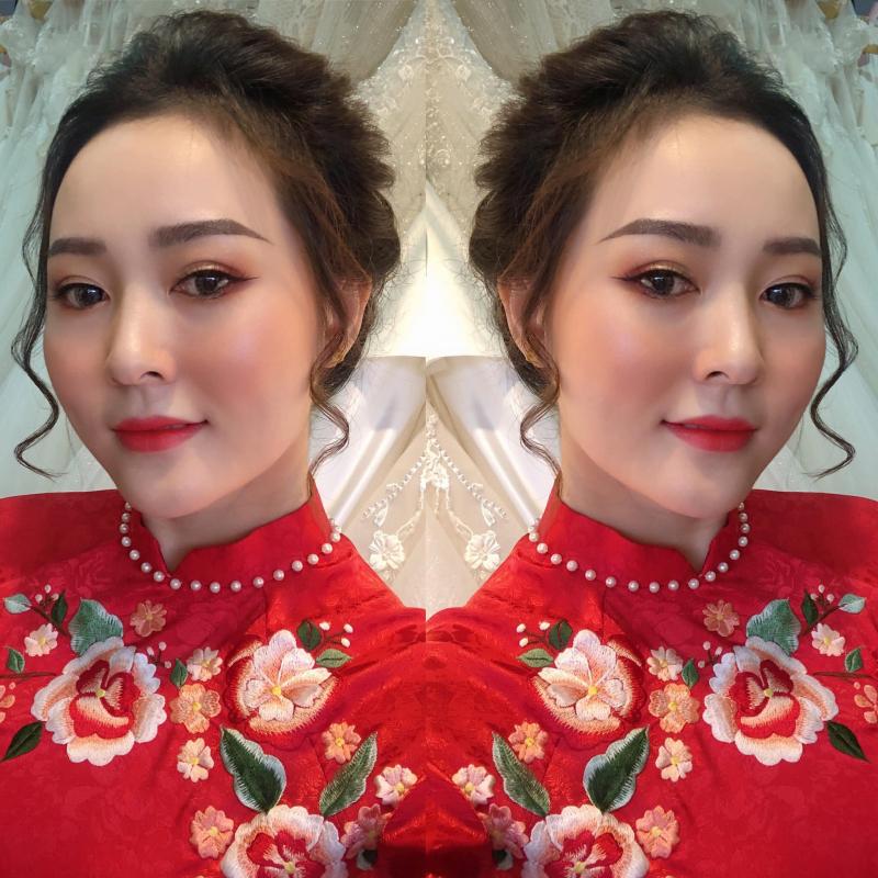 Makeup Hằng Ny
