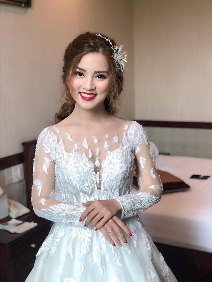 Makeup Huynh Tram