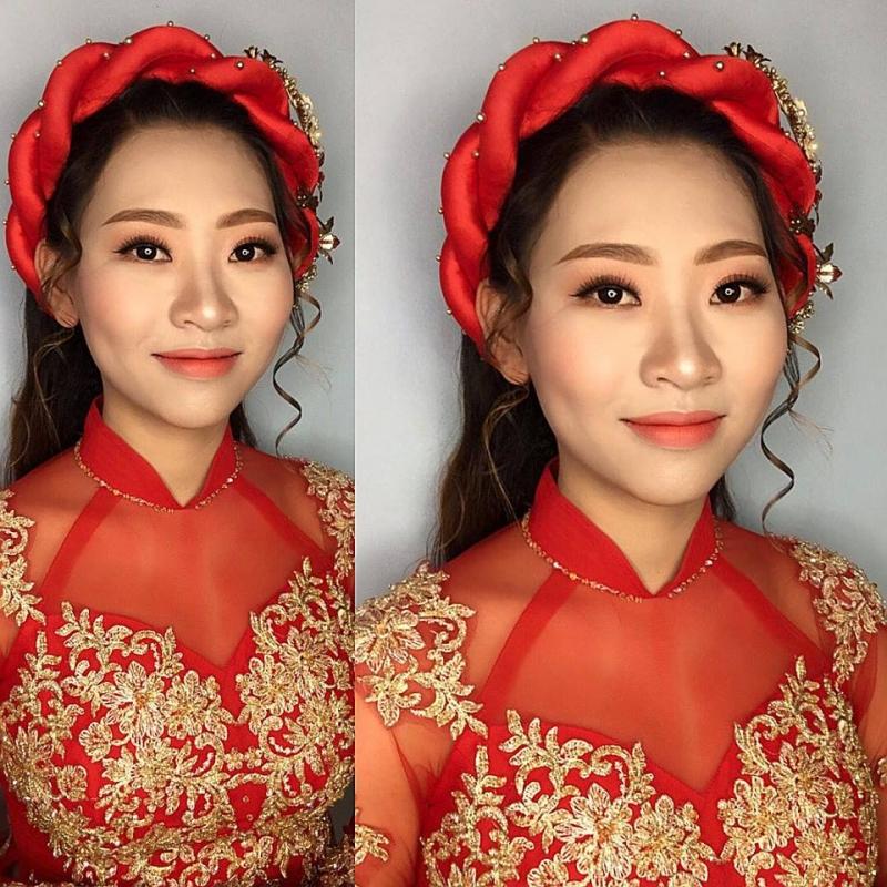 Makeup Huỳnh Trọng