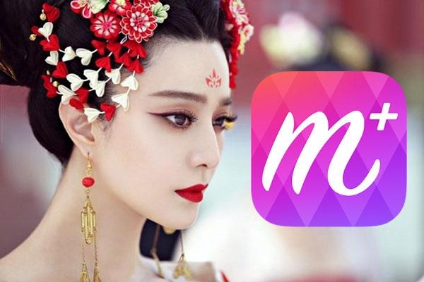 Hỉnh ảnh của ứng dụng Makeup Plus
