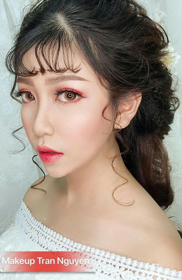 Makeup Tran Nguyen (Áo Cưới Đổng Vỹ)