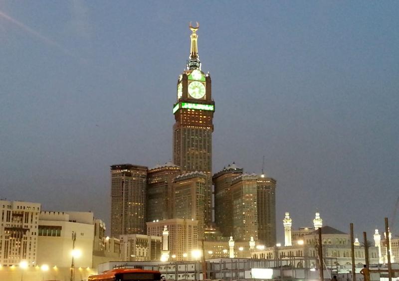 Tòa tháp cao thứ ba trên thế giới