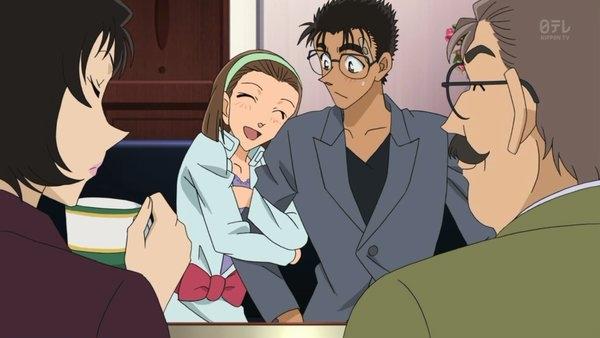 Makoto Kyogoku và Sonoko Suzuki