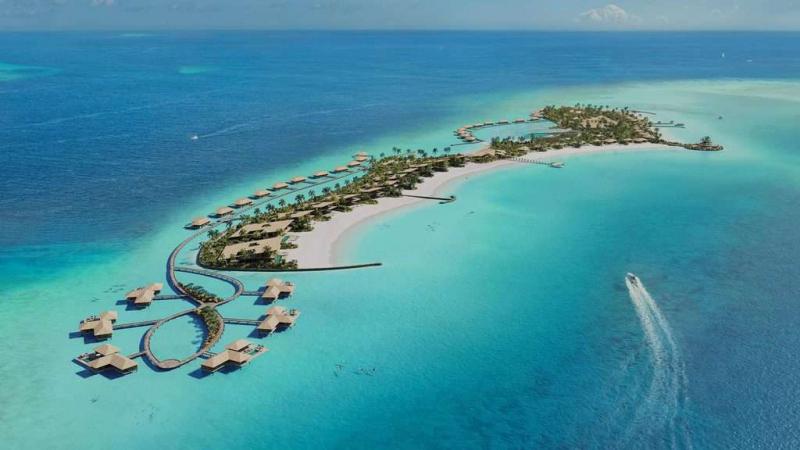 Maldives được mệnh danh là