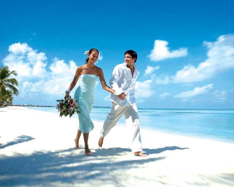 Maldives có sức hấp dẫn đặc biệt với các cặp tình nhân