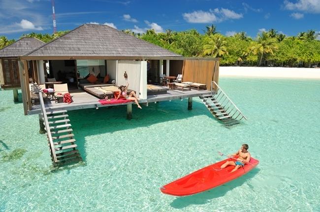 Maldives – Thiên đường du lịch