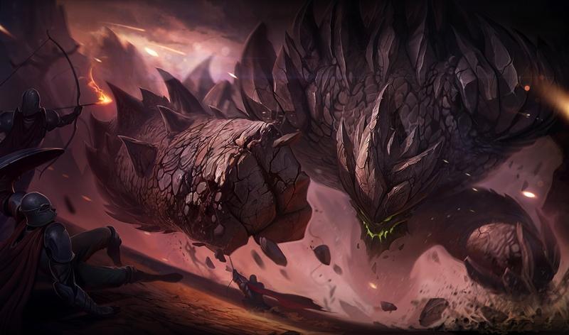 Chiêu cuối của Malphite được xem là mạnh nhất Liên minh huyền thoại