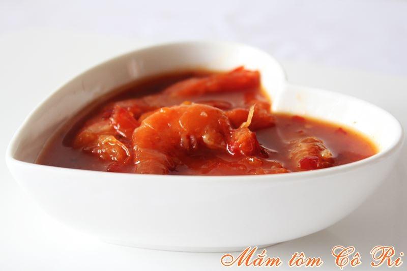 Tôm chua Huế