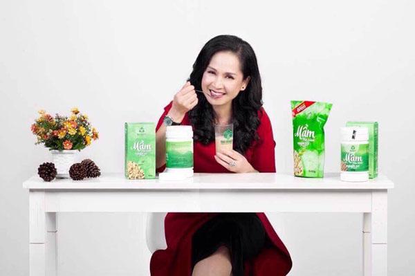 Sản phẩm mầm đậu nành Huệ Beauty thu hút được sự quan tâm của nhiều khách hàng kể cả người nổi tiếng
