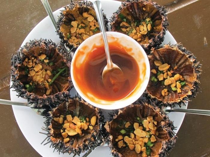 Mắm nhum đặc sản của  Phù Mỹ - Bình Định.