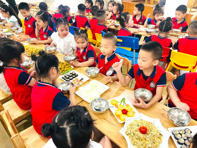 Trường mầm non Anh Việt