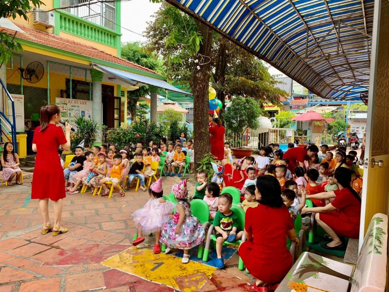 Trường Mầm non Bé Ngôi Sao