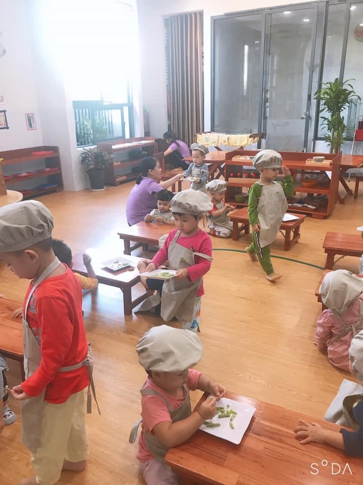 Mầm non Gia Viên Montessori Hòa Xuân