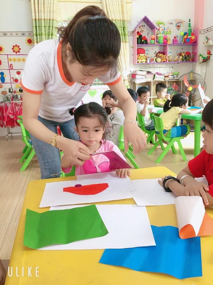 Mầm non Happy Kids đạt tiêu chuẩn cao về cơ sở vật chất, về tính an toàn, vệ sinh và thân thiện.