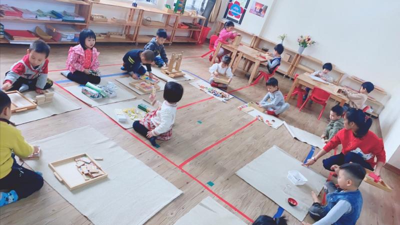 Mầm non Ngọc Hà Montessori