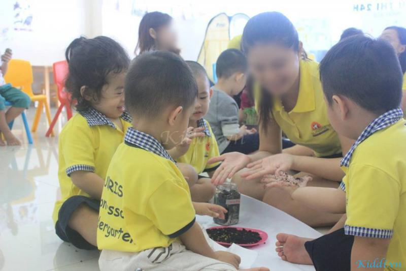 Trường mầm non Sunrise Montessori - Khu Intresco