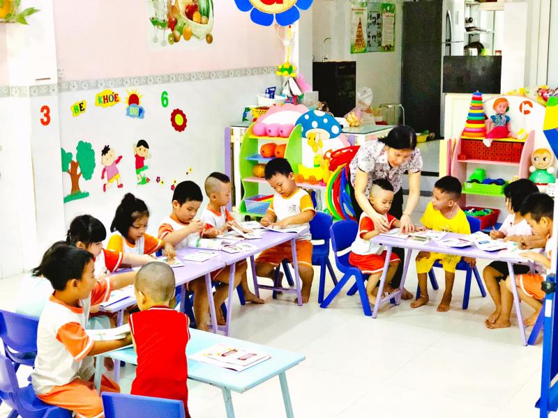 Mầm Non Thiên Hương - Phan Thiết