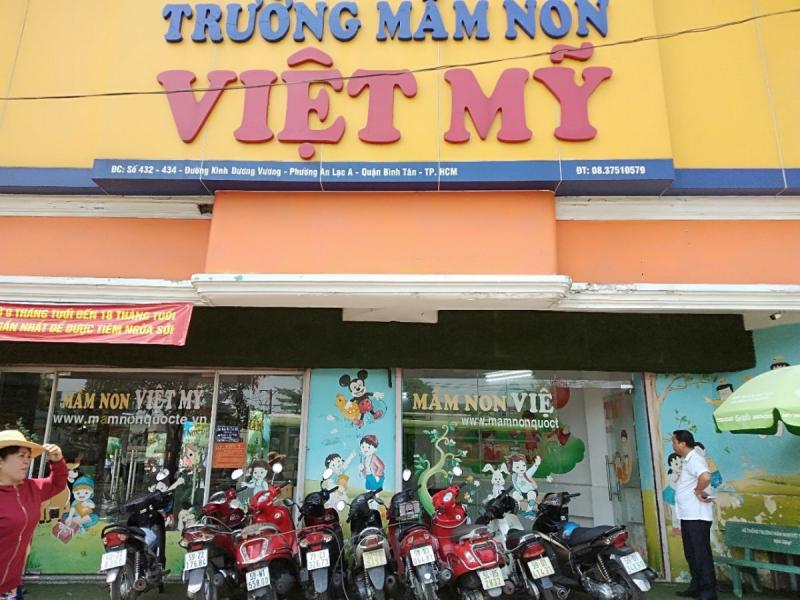 Mầm non Việt Mỹ