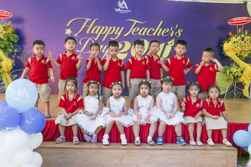 Mầm non Việt Mỹ VAschools - Lạc Long Quân