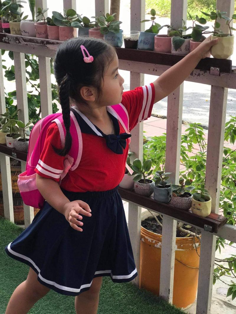 Mầm Non Vườn Xuân - Spring garden bilingual kindergarten