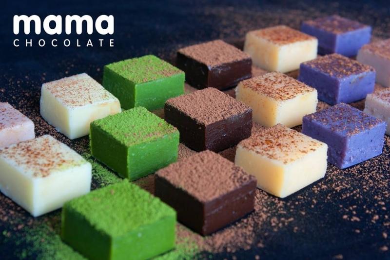Chocolate ở Mama