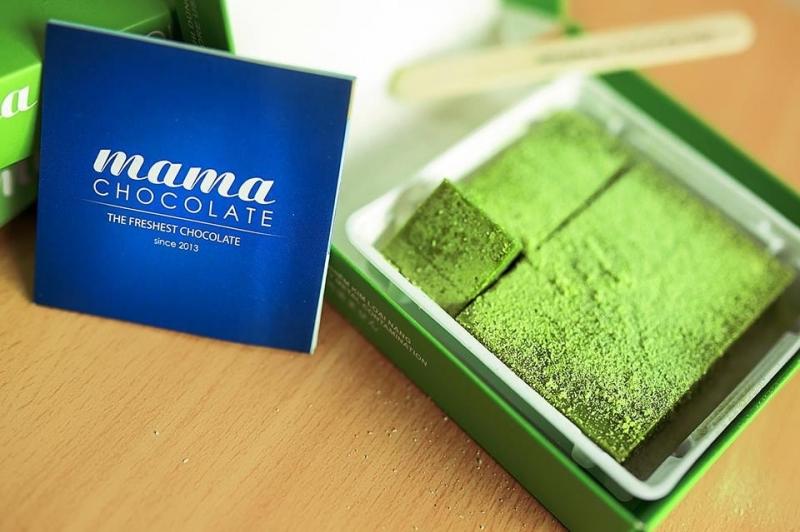 Sản phẩm tại Mama Chocolate