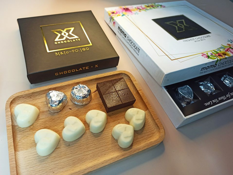 MAMA Chocolates