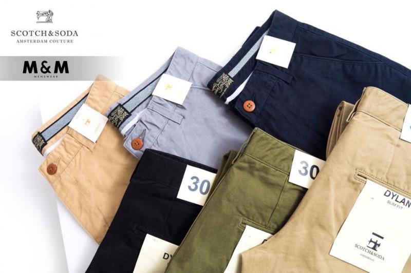 M&M Store - Shop bán quần kaki nam đẹp và chất lượng nhất TP. HCM