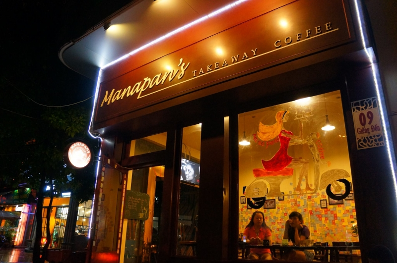 Manapan's Takeaway Coffee