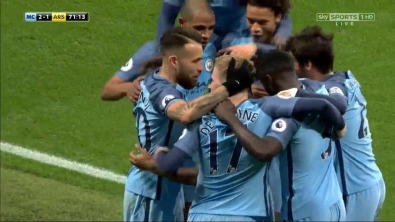 Manchester City đang dần khẳng định vị thế