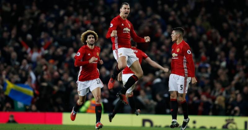 Manchester United đá rất hay trên sân nhà