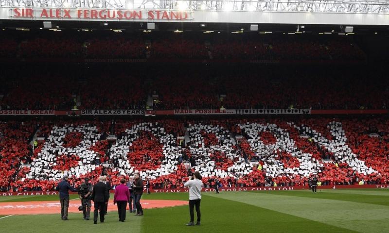 Cổ động viên của Manchester United