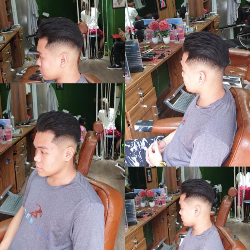 MANFI Barbershop