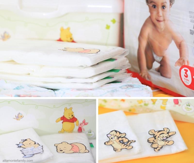 Có thể chuẩn bị các loại tã giấy siêu mỏng để trẻ thoải mái hoạt động