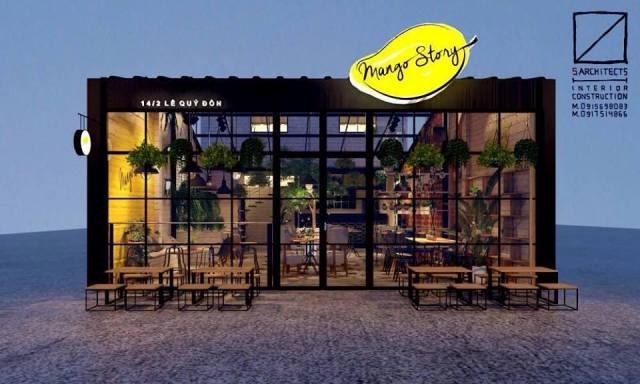 Mango Story Thái Bình