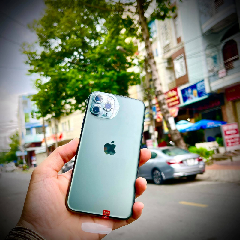 Chiếc iPhone hút hàng tại Mạnh Cường Mobile