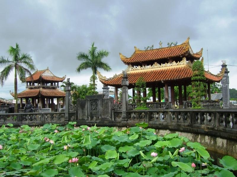 Di tích lịch sử chùa Keo, Thái Bình