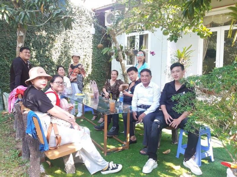 Mạnh Duyên Garden Homestay