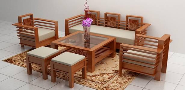 Một mẫu sofa được nhiều gia đình lựa chọn ở Mạnh Hùng (Nguồn: Sưu tầm)