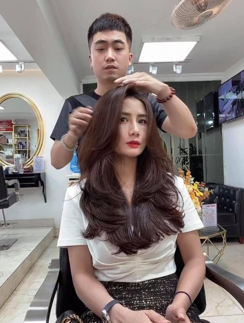 Mạnh Ninh Hairstylist