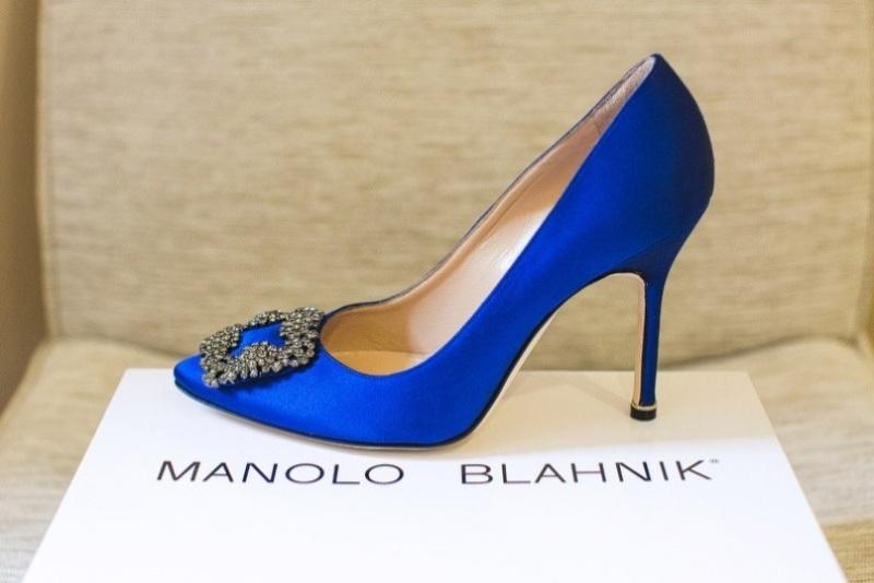 Giày Manolo Blahnik