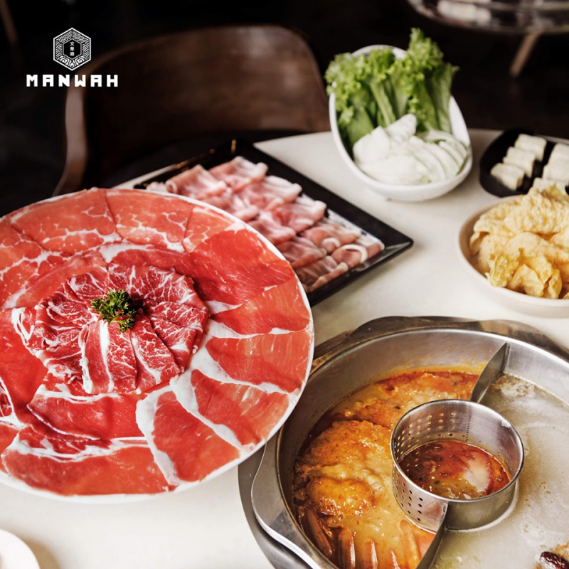 Manwah Taiwanese Hot Pot