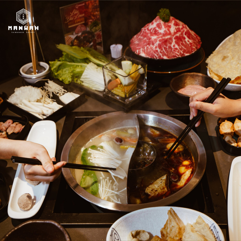 Manwah – Taiwanese Hot Pot