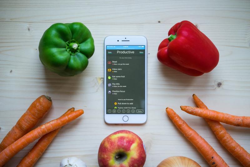 Ứng dụng theo dõi chế độ ăn Superfood HD