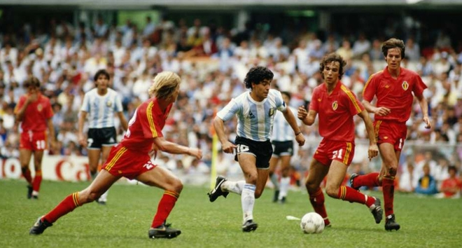 Maradona tại World Cup 1986