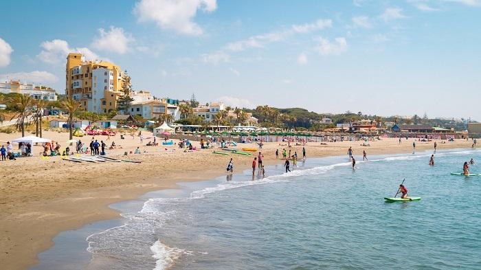 Bãi biển Marbella
