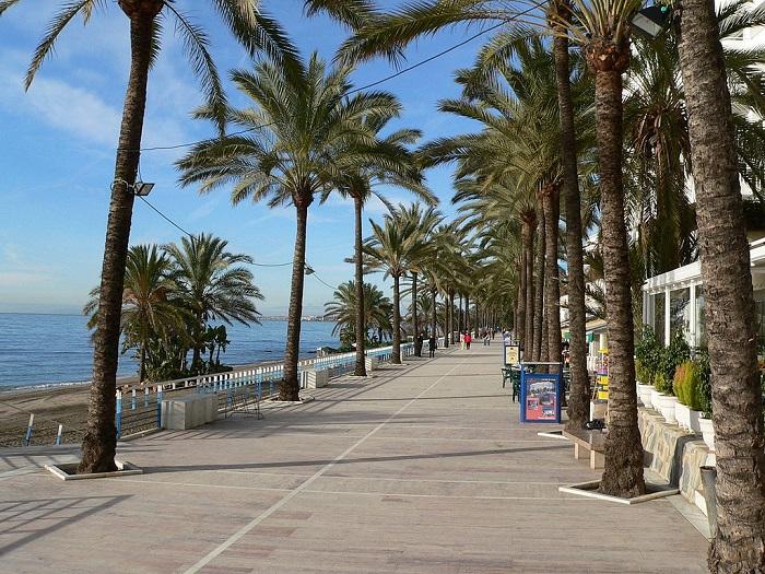Một góc Marbella